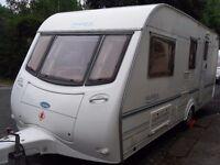 Coachman Amara Four Berth Touring Caravan Plus Awning