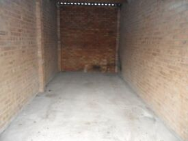 LOCK UP GARAGE TO LET IN AYLESFORD DRIVE