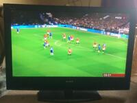 """Sony Bravia LCD 40"""" TV - SOLD PENDING COLLECTION"""