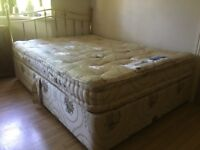 SLEEPEEZE QUEEN SIZE DOUBLE BED