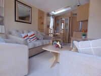 Luxury Holiday Home for Sale - Southerness - Xmas Sale - Pitch Fees Included Until 2018 - Call Now !
