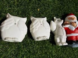 Bundle 9 Ceramic Fundraising Items