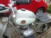 MONDIAL SOGNO 160 - CLASSIC ITALIAN MOTORCYCLE