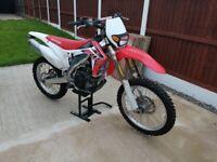 Road legal crf 450 r 2014 conversion kit 9 month mot ready to ride cr Crf kx kxf rm rmz ltz ktm yzf