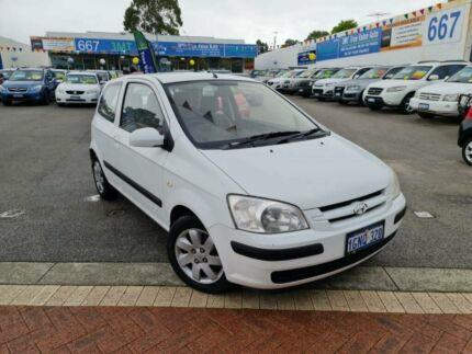 2004 Hyundai Getz GL Auto MY04!!! ONLY DONE 148000KM!!!!!! Victoria Park Victoria Park Area Preview