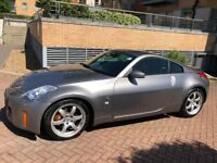 Much loved 2008 Nissan 350Z GT needs a new home.
