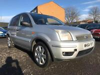 2004 FORD FUSION+ D * ONLY 99000 MILES + 12 MONTHS MOT + £30 YEAR ROAD TAX **