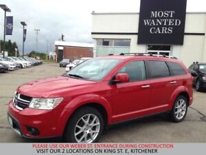 2015 Dodge Journey R/T | 3.6L V6 | NAVIGATION | DVD | LEATHER