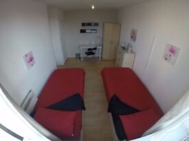 AMAZING AND SPACIOUS TWIN ROOM near Mile End station