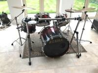 Tama Starclassic complete drum set up ultimate professional job lot
