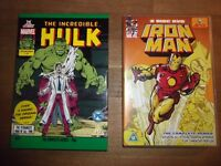 Incredible Hulk & Iron Man 1966 Complete DVD Sets (104#)