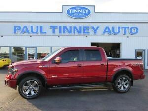 2013 Ford F-150 FX4 SuperCrew 5.5-ft. Bed 4WD Peterborough Peterborough Area image 1