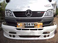 Mercedes Sprinter Mk1 Front Spoiler