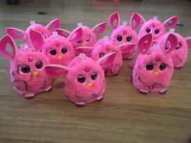 10X Furby Connect Interactive Toy Joblot