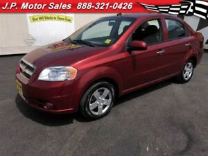 2011 Chevrolet Aveo LT, Automatic, Air Condition, Only 45, 000km