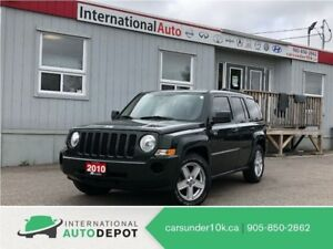2010 Jeep Patriot NORTH | FWD | CRUISE | KEYLESS