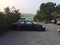 Honda Civic coupe ej/ek 1.6 sr vtec