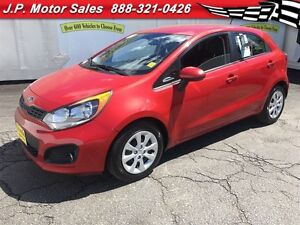 2012 Kia Rio LX, Automatic, Heated Seats, Bluetooth