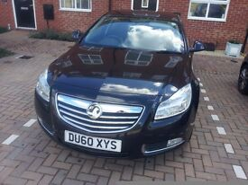 Vauxhall Insignia **Low Milage** 2.0 CDTi Exclusiv