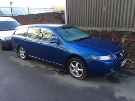 Honda Acord Estate Breaking for parts 2.2 diesel