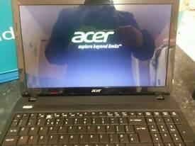 Laptop acer e1 pentium key missinfg faulty