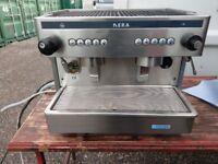Nera Visacrem Dual Head Espresso Professional Commercial Barista