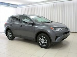 2017 Toyota RAV4 LE AWD SUV w/ HEATED SEATS, BACKUP CAM, BLUETOO