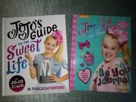 2 Jojo books