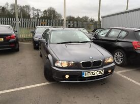 BMW 3 Series For Sale!!