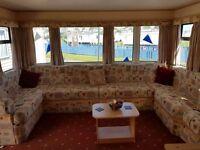 Stunning Cheap Static Caravan, 12 Foot Wide, 3 Bedroom, Northumberland Coast Near Newcastle! POPULAR