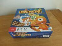 THE ORIGINAL FRUSTRATION BOARD GAME - Hasbro - Age 6+ Excellent Condition