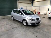 2012 seat altea xl cr tdi eco 1 owner fsh full mot excellent condition cheapest in country