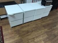 Bedside drawers/storage