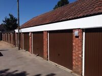 Garages to rent: Anglesea Road Southampton SO15 - ideal for storage