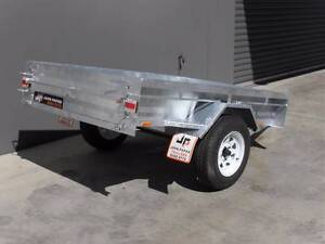 7x4 Trailer Galvanised Trailers from John Papas Trailers. St James Victoria Park Area Preview