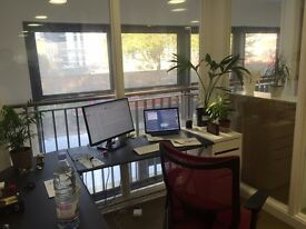 CLOSE TO HOXTON OVERGROUND SPLIT LEVEL OFFICE SPACE AVAILABLE
