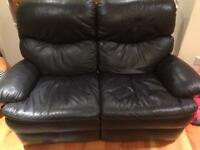 Two seater recliner sofa - free