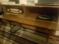 Randover vinyl and Raido Table. £100ONO