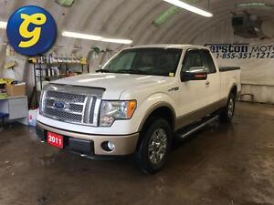 2011 Ford F-150 LARIAT*4WD*SUPERCAB*LEATHER*REMOTE START*HEATED