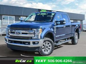 2017 Ford F-250 Lariat 6.7L | CREW | NAV | HEATED/COOLED LEAT...