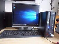 Wireless - Pentium intel dual core E5300 pc