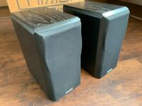 Mission 751 Speakers. Perfect working order, good condition