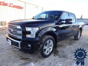 2016 Ford F-150 Platinum FX4 SuperCrew 5 Passenger - 24,881 KMs
