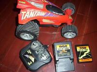 vintage TYCO R/C Radio Remote Control Turbo TANTRUM - Kingston