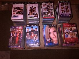 Friends Series 1-8 VHS Tapes For Sale