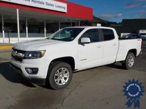 2015 Chevrolet Colorado 4WD LT, 6.2 Ft Box, 5 Passenger, 3.6L V6