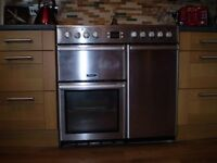 Leisure CMCE96 90cm all electric range cooker