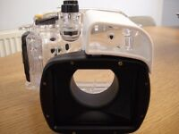 GENUINE Canon WP-DC44 Waterproof Case for Powershot G1 X