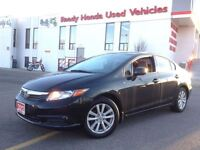 2012 Honda Civic EX | Roof | Alloys | B.Tooth