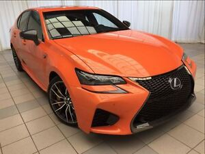 2016 Lexus GS F Performance Package: Loads of Power!